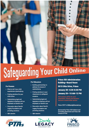 Safeguarding Your Child Online